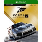Forza Motorsport 7 アルティメットエディション Steelbook特製ケース &「カスタム Driver Gear」& 「2018 Porsche 911 GT2 RS」
