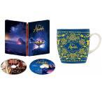 【新品】【即納】アラジン 4K UHD MovieNEX スチールブック(オリジナルマグカップ付き) [4K UHD+Blu-ray+デジタルコピー+MovieNEX]