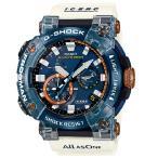 「【新品】6月下旬入荷次第発送 G-SHOCK イルクジ フロッグマン GWF-A1000K-2AJR イルカクジラ 2021 ホワイト&ネイビー ジーショック メンズ 腕時計 30周年」の画像
