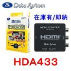 【スマートフォンをナビ画面に!】データシステム HDMI変換アダプター HDA433-D ケーブルレス