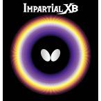 バタフライ Butterfly 【卓球 裏ソフトラバー】 インパーシャルXB 00410 ブラック