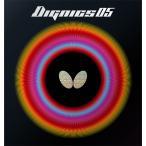 バタフライ(Butterfly) 裏ラバー DIGNICS 05 ディグニクス05 06040 レッド