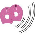 ARENA アリーナ ハンドパドル ARN4435 ピンク