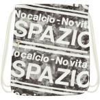SPAZIO スパッツィオ サッカー・フットサル用バッグ ナップザック BG0076 ブラック