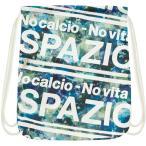 SPAZIO スパッツィオ サッカー・フットサル用バッグ ナップザック BG0076 ネイビー