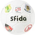 SFIDA(スフィーダ) 【フットサル サインボール】 FーLEAGUE Mini Ball BSFFP01 WHITE