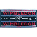 WIMBLEDON ウィンブルドン 2018 チャンピオンシップタオル レディース ペトロール 41076955