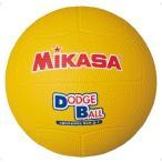 ミカサ MIKASA 教育用ドッジボール1号 D1 イエロー