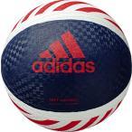 adidas(アディダス) アディダス ソフトバレーボール ネイビー×赤 AVSNVR