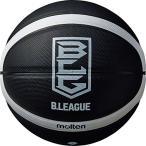 ショッピングモルテン モルテン Molten バスケットボール7号球 Bリーグバスケットボール ブラック×ホワイト B7B3500KW