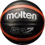 モルテン(Molten) バスケットボールGA 7号球 ブラック BGA7KO