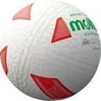 ショッピングモルテン モルテン Molten ミニソフトバレーボール 白赤緑 S2Y1201WX