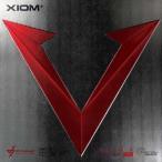 TSP 【卓球用 裏ソフトラバー】 XIOM ヴェガ アジア DF 095201 ブラック