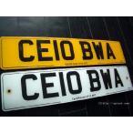 CE10BWA AUDI 英国USEDナンバープレート アウディ
