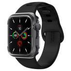 Spigen Apple Watch 44mm ケース  ウルトラ・ハイブリッド Series 5 / series 4 対応  落下 衝撃 吸収 TPU ポリカーボネート ACS00428