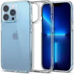 iPhone 13 Pro (6.1inch) ケース Spigen ウルトラハイブリッド クリアカバー 米軍MIL規格取得 衝撃吸収 Qi充電 ワイヤレス充電 シュピゲン ACS03261