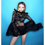 ダンス衣装  ダンスウェア  レディース  レオタード  ヒップホップ  セクシー  レース ステージ衣装  舞台服  ジャズ  コスチューム  発表会  社交ダンス