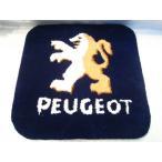 ◎プジョー/PEUGEOT◎エンブレムマット◎