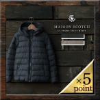 【20%OFF】【MAISON SCOTCH】 SHORT DOWN JACKET (788-81705) Lady's 2color