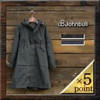 【70%OFF】【Johnbull】 NYLON DENIM COAT (ah951) Lady's 2color