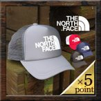 【THE NORTH FACE】Logo Mesh Cap (nn01452) Men's&Lady's 4colors