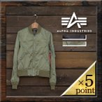 【ALPHA INDUSTRIES】W BONDING L-2B (ta7030) Lady's □