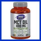 Now MCTオイル 1000mg 150粒 ソフトジェル ナウフーズ/Now Foods