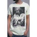 Tシャツ メンズ 半袖 キム・ゴードン 焦点を当てたデザイン ソニックユースTee