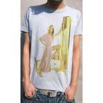 Tシャツ メンズ 半袖 RE-EDIT系 ディスコブーム エキセントリック Tee
