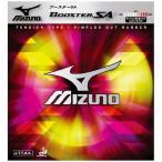 ミズノ(MIZUNO) 卓球ラバー 表ソフト ブースターSA 18RT712