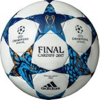 アディダス(adidas) サッカーボール4号球 UEFAチャンピオンズリーグ16-17 フィナーレ AF4400CA