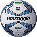 モルテン(molten) サッカーボール5号球 芝用 ヴァンタッジオ5000 F5V5000 ホワイト×ブルー