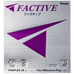 ニッタク(Nittaku) 卓球ラバー ファクティブ NR8720