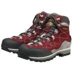 ショッピングトレッキングシューズ キャラバン グランドキング トレッキングシューズ 登山靴 GK83 0011830 220 レッド