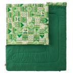コールマン Coleman 寝袋 シュラフ 封筒型 アウトドア キャンプ ファミリー2in1 /C10 2000027256 【ktkt】