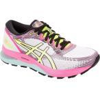ASICS gel nimbus 21 SP GEL NIMBUS 21 SP (1012A502 100) Lady's land running shoes: White X white asics 19clearanceshoes