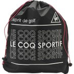 ルコック ゴルフ Le coq sportif GOLF レディース ゴルフ シューズバッグ ネームロゴシューズケース QQCPJA25 BK00 【2020SS】