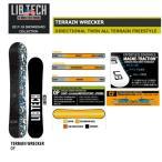 【国内正規品】 リブテック LIB TECH スノーボード ユニセックス TERRAIN WRECKER 【2017-18】