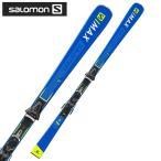 【クーポン発行中】 SALOMON ( サロモン スキー板 ) 【18-19 モデル】 S/MAX X9 + Z12 Walk 【金具付き スキーセット】