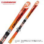 OGASAKA ( オガサカ スキー 板 ) 【2021-2022】CF + MARKER FDT TLT 10 BK/WHT 【金具付き スキーセット】