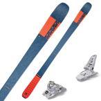 K2 ( ケーツー スキー 板 ) 【2020-2021】 MINDBENDER 90 C + 【2020-2021】 MARKER SQUIRE 11ID WHT B100 【金具付き スキーセット】