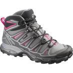 ショッピングトレッキングシューズ SALOMON サロモン 登山靴・トレッキングシューズ X ULTRA MID 2 GORE-TEX W L37147700 レディース<店頭在庫限り>