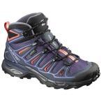 ショッピングトレッキングシューズ SALOMON サロモン 登山靴・トレッキングシューズ X ULTRA MID 2 GORE-TEX W L39039900 レディース<店頭在庫限り>