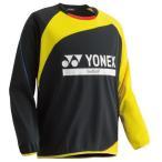 YONEX ヨネックス サッカー・フットサル UNIトレーニングトップシャツ長袖 FW5003 ブラック/イエロー