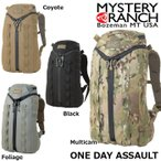 Yahoo!SportsExpress【12/20 23:59までポイント最大14倍!】 Mystery Ranch ミステリーランチ ONE DAY ASSAULT PACK 1デイ 1DAY アサルトバッグ バックパック デイパック