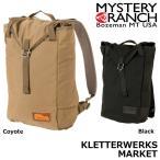 【12/4 23:59までポイント最大22倍!】 Kletterwerks MARKET PACK クレッターワークス マーケット バックパック デイパック