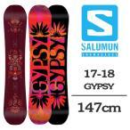 2018 SALOMON SNOWBOARD サロモン スノーボード 板 GYPSY 147 ジプシー 予約商品/17-18