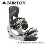 ╞├┼╡двдъ е╨б╝е╚еє е╙еєе╟егеєе░ ╢т╢ё 18-19 BURTON MISSION Re:Flex Bone е▀е├е╖ечеє еъе╒еье├епе╣ ╞№╦▄└╡╡м╔╩