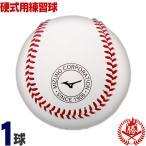 ミズノ/野球/硬式ボール/1球/練習球/硬式野球/ボール/中学硬式/高校野球/1bjbh43500-1