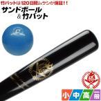 トレーニングバット/竹バット+サンドボール10個セット/野球/bat-001-500set